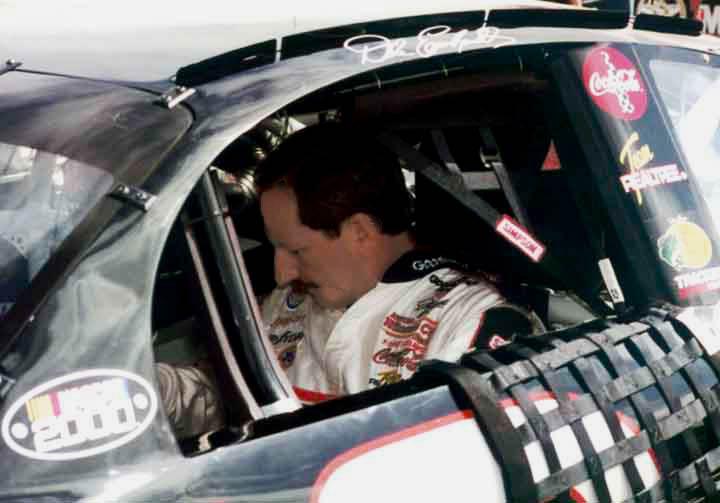 Dale after Watkins Glen win