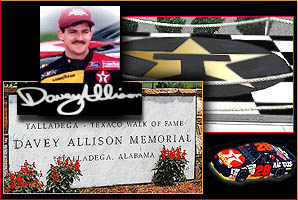 Davey Allison Memorial