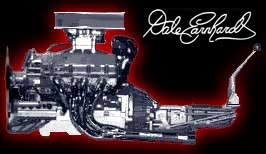 Dale Earnhardt's Mr.Goodwrench Engine