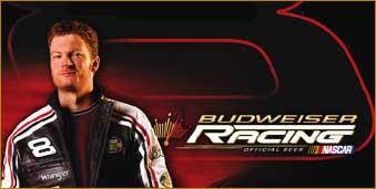 Bud Racing #8