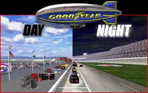 Talladega Night Track