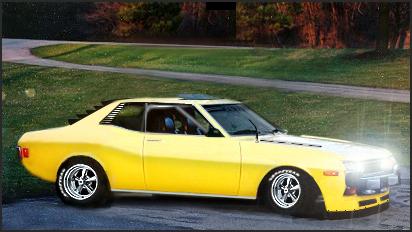 My 1974 Toyota Celica GT
