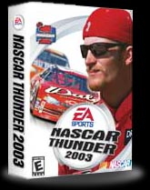 Nascar Thunder 2003 Game Box