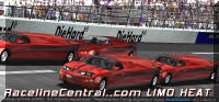 Thumbnail of a race with a 2nd version prototype car in the crowd.