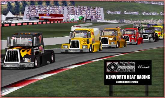 Kenworth Trucks Heat