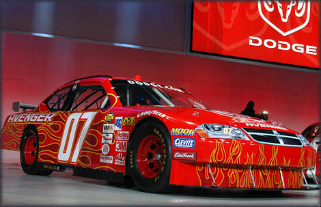Car of Tomorrow, NASCAR Series Racing