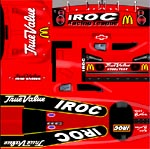 Paint your own IROC with available targa file template Download Below