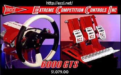 ECCI TRACKSTAR 6000