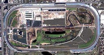 Satelite view of Speedway
